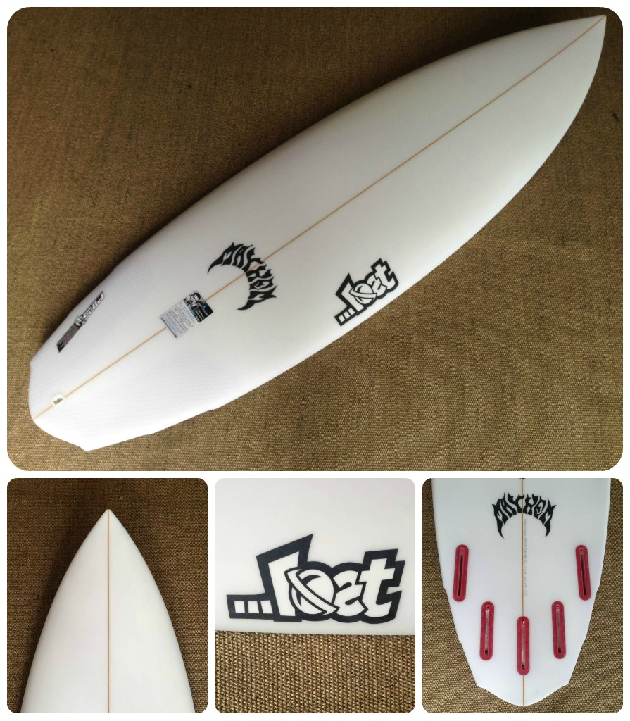 Custom Surfboards ...lost V3 Rocket