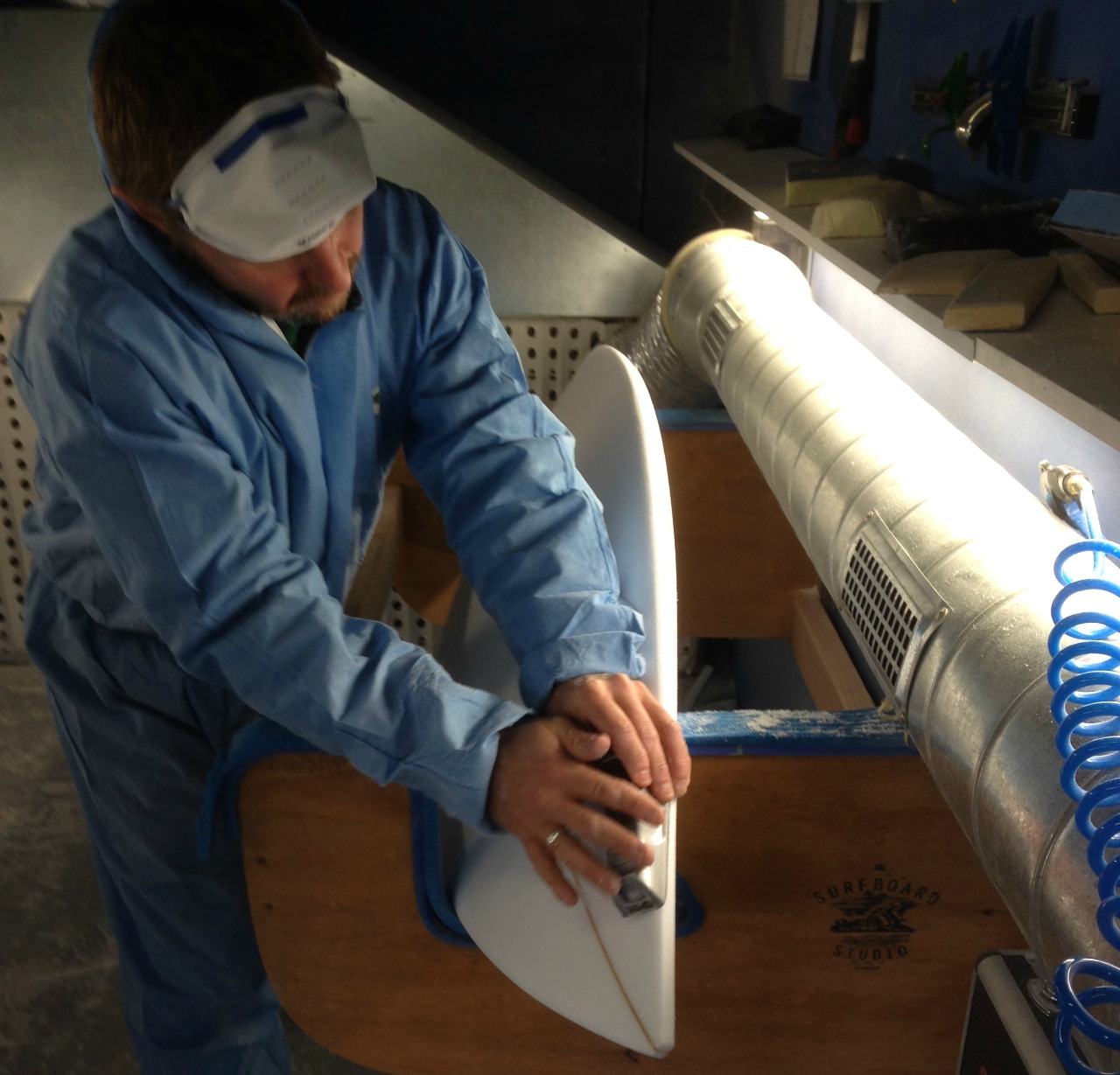 How to make your own Surfboard Course 13th July 4
