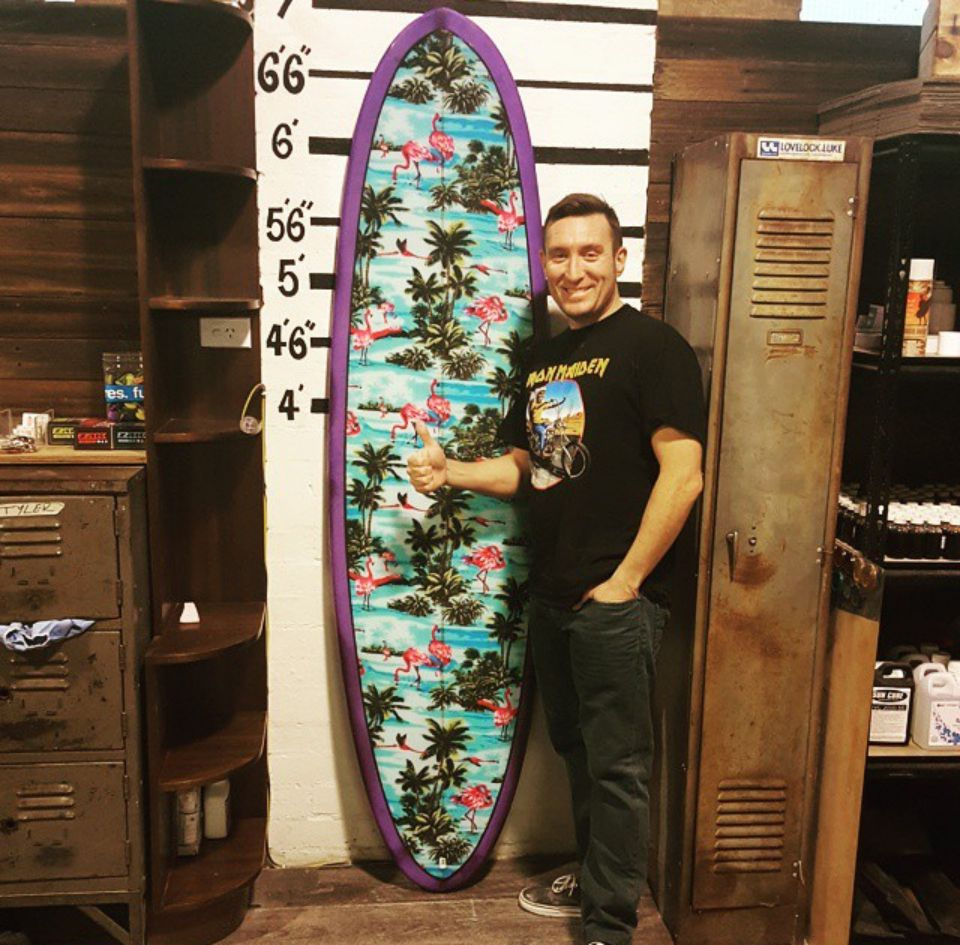 Make your own board course June 2