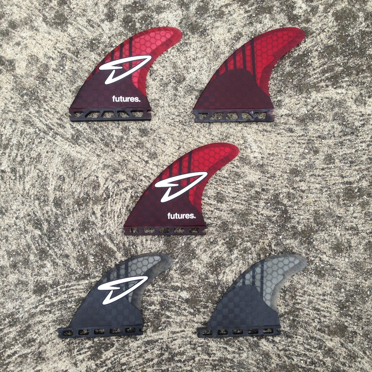 Futures Generation Series Fins