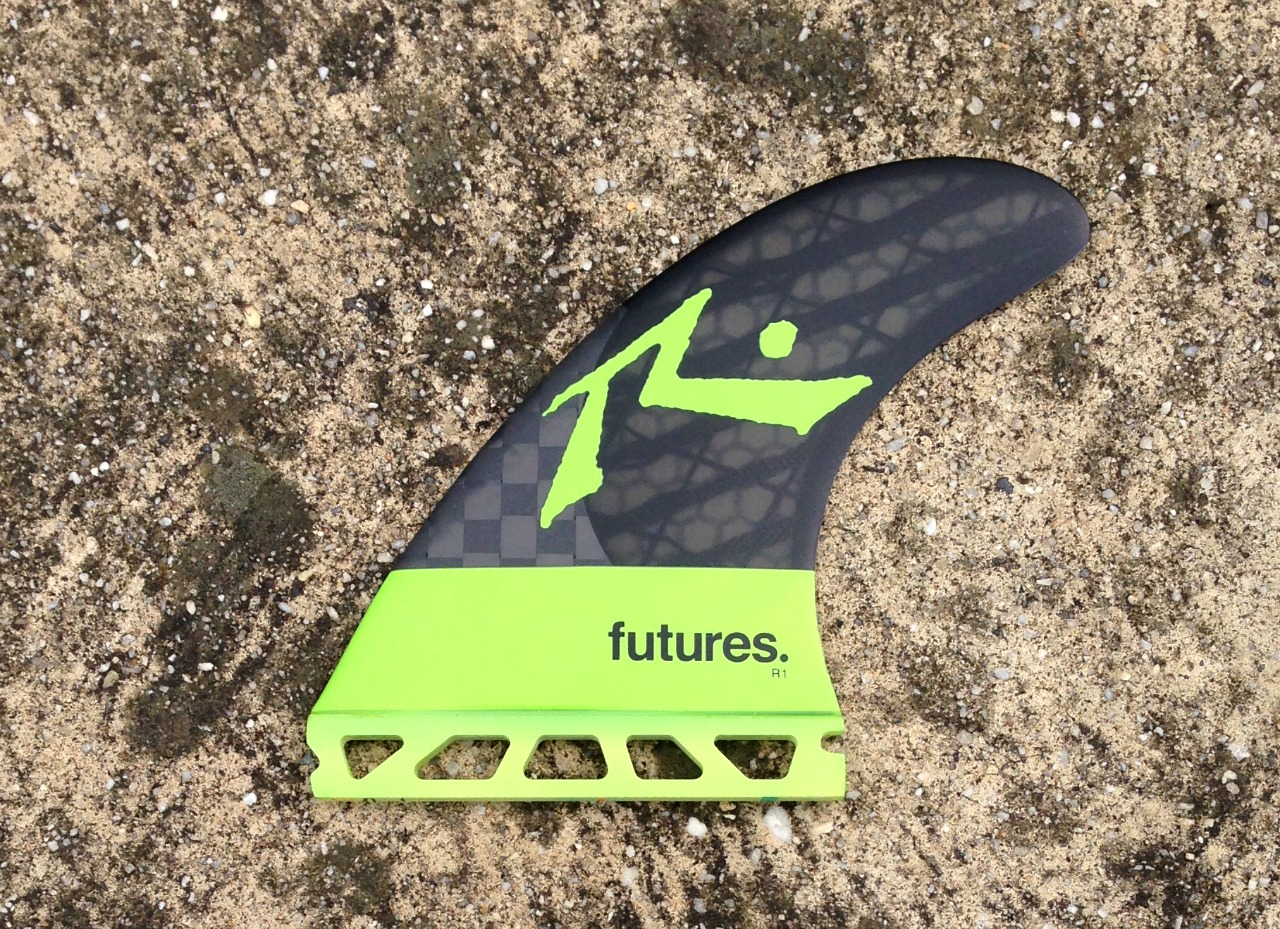 Futures Rusty Fins Blackstix