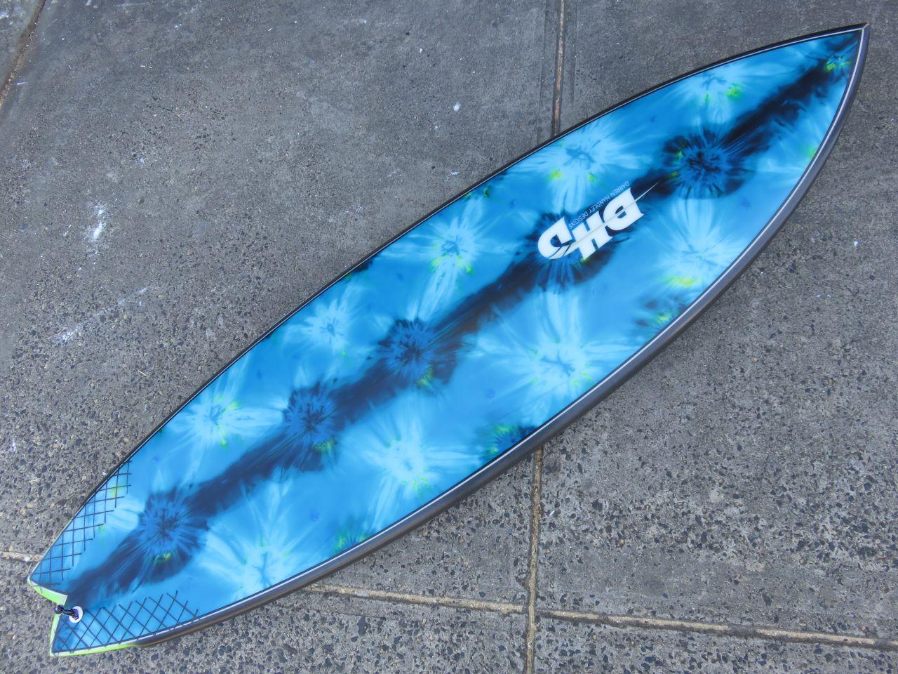 Twin Fin Surfboard Models DHD Twin Fin