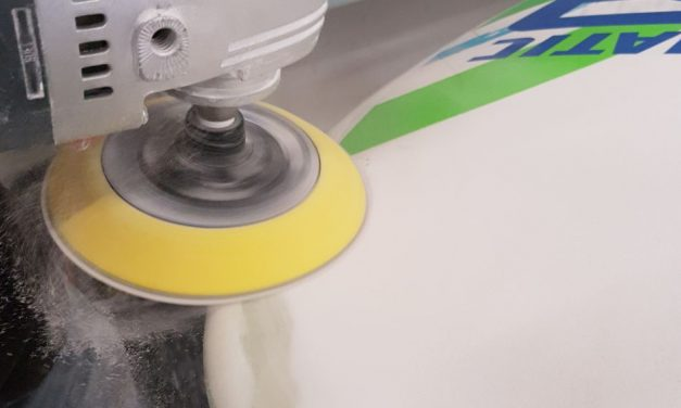 Quick turn around Surfboard Repair Service