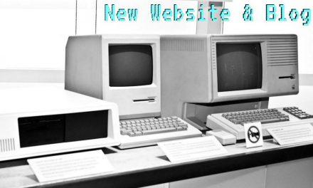New Website & Blog Coming Soon…