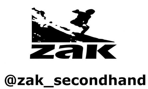 New Zak Secondhand Instagram account