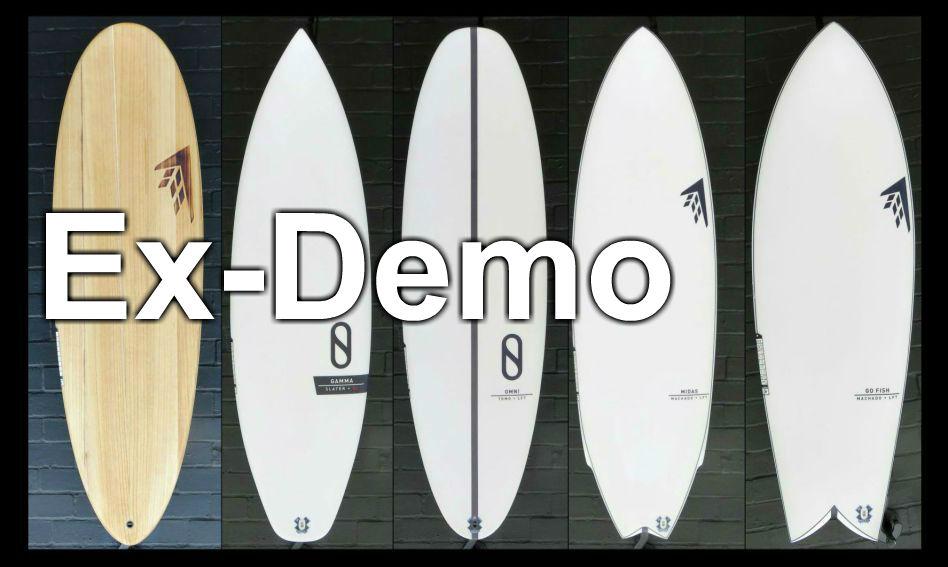 Ex-Demo Stock