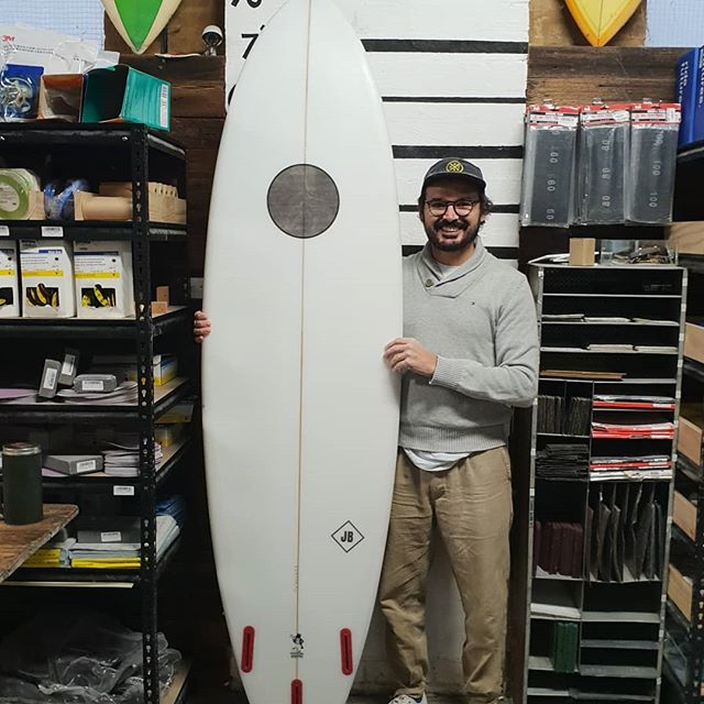 Juan shaped up a big guys fish for a step down  of a mal. Came all the way from Argentina  for our course. I'm glad you had an amazing experience Juan hope your sled give you heaps of enjoyment for years to come.