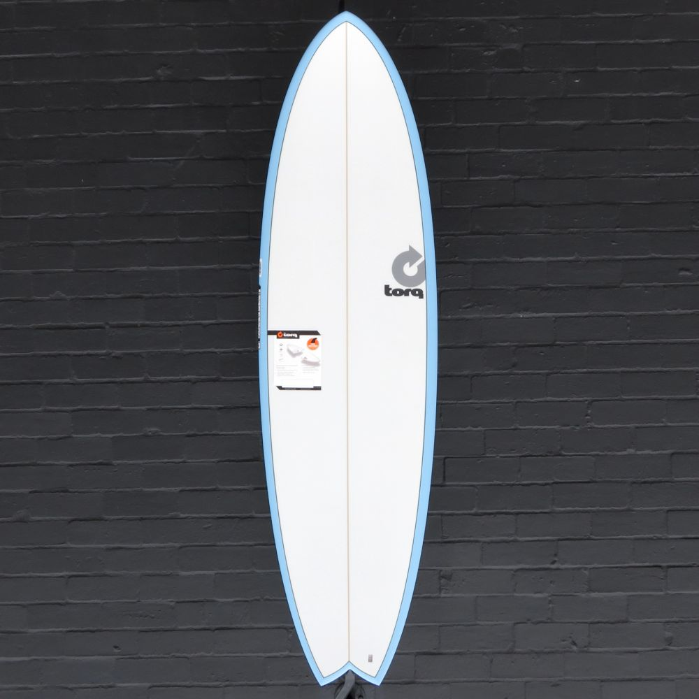 Torq Surfboards Mod Fish TET