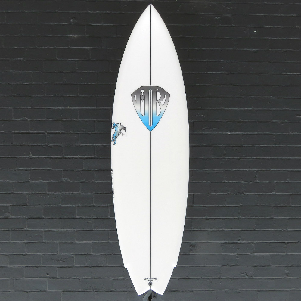 MR Mark Richards Surfboards Retro Twin image
