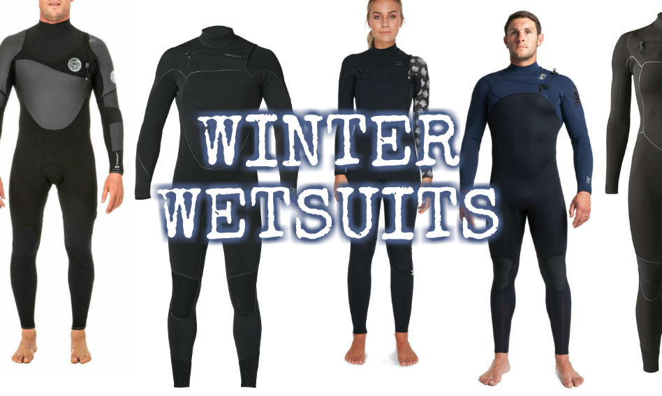 Winter Wetsuits