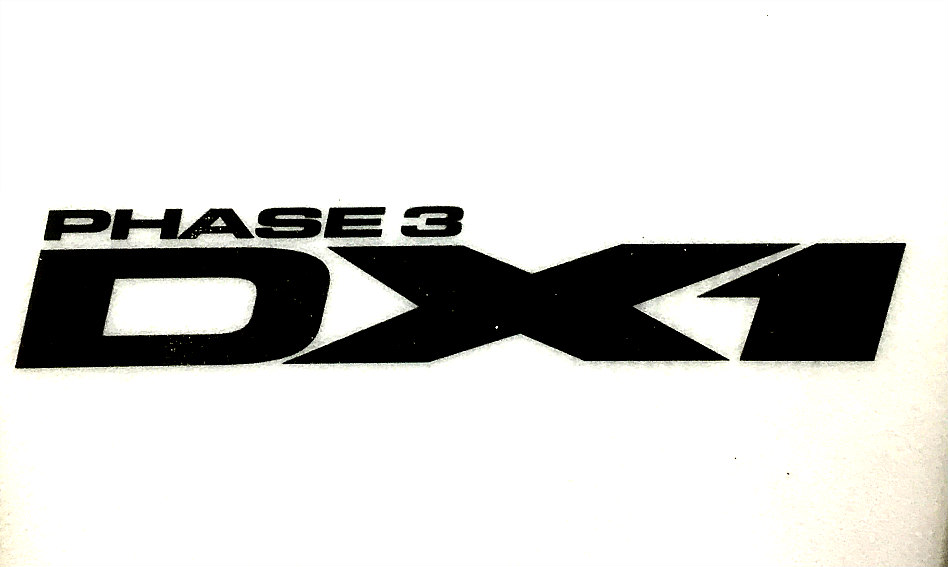 DHD DX1 Phase 3